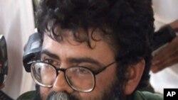 ທ່ານ Alfonso Cano, ຜູ້ນໍາກຸ່ມ FARC, ກຸ່ມກະບົດໃນໂຄລອມເບຍ ຖືກຂ້າຕາຍໃນວັນສຸກວານນີ້. ວັນທີ 5 ພະຈິກ 2011D