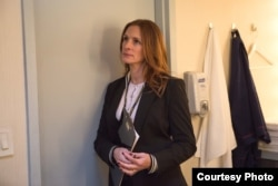 "Julia Roberts stars as Patty Fenn in TriStar Pictures' ""Money Monster."""