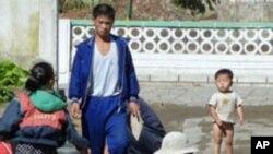 북한 주민들 (자료사진)