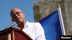 海地總統米歇爾馬爾泰利
