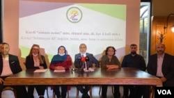 Damezrênerên Hereketa Zimanê Kurdî li Stenbûl