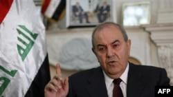 Irak: 'Allavi Maliki Hükümetiyle İşbirliği Yapacak'