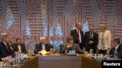 Đàm phán giữa Iran và nhóm tiếp xúc Liên Hiệp Quốc gồm 6 quốc gia tại Vienna 18/2/14