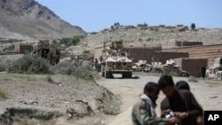 تیرکال هم داعش وسله والو د تورې بوړې د نیولو هڅه کړې وه خو افغان ځواکونو یې مخه نیولې وه.
