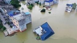 """洪水灾情似凸显习近平""""决策疲劳"""""""