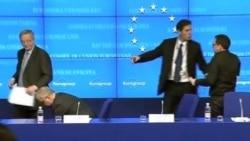 2012-02-10 粵語新聞: 希臘工會罷工抗議新財政緊縮措施