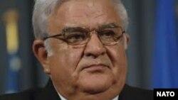 عبدالرحیم وردک، نامزد منصرف شدۀ ریاست جمهوری افغانستان