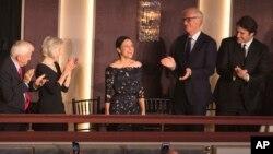 مراسم اعطای جایزه مارک تواین در مرکز کندی در واشنگتن