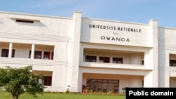 Kaminuza Nkuru y'u Rwanda i Butare iriranga