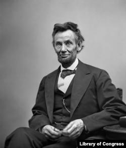 ABD'nin 16'ıncı Başkanı Abraham Lincoln