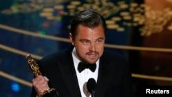 "Леонардо ДиКаприо все-таки получил ""Оскара"""
