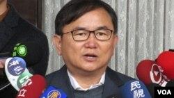 台立委:两岸议题将成为2020台湾总统选战主轴