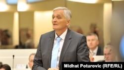 Bosnia and Herzegovina - Sarajevo - Nikola Spiric, member House of Representatives of the Parliamentary Assembly of BiH. 09Dec2014.