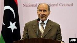 Ông Mustafa Abdel Jalil, Chủ tịch Hội đồng Chuyển tiếp Quốc gia Libya
