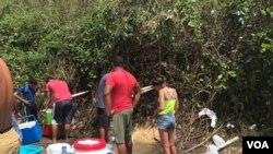 Puerto Rico trata de recuperarse tras el paso del huracán María