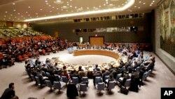 رئیس یوناما گزارش مفصل اوضاع افغانستان را به شورای امنیت سازمان ملل متحد پیشکش کرد