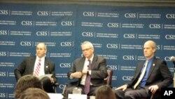华盛顿智库战略与国际研究中心6月2号举行研讨会