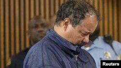 Osumnjičeni otmičar Arijel Kastro (52) tokom prvog pojavljivanja pred sudom u Klivlendu, u Ohaju