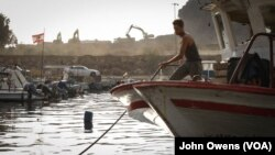 Trash Crisis Haunts Lebanon as Fishermen Suffer