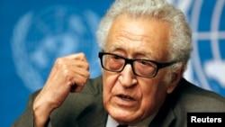 Izaslanik Ujedinjenih nacija i Arapske lige za Siriju Lakdar Brahimi