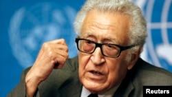 Lakhdar Brahimi a arraché des concessions aux parties au conflit en Syrie