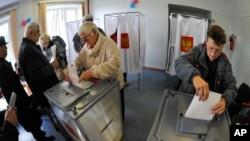 Голосування в Росії