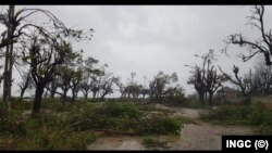 Depois do Idai, nova tempestade
