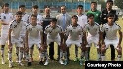 تیم ملی هفده سال افغانستان در رقابت های سپروتو در هند