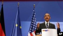 Obama explicó que su país intensificará el trabajo con Corea del Sur y con Japón, para el desarrollo de los mecanismos de defensa antimisiles.