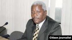 Ingxoxo Esiyenze LoMnu. Ignatius Chombo