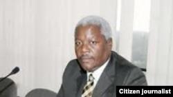 Local Government Minister Ignatius Chombo