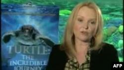 """Britanska glumica Miranda Ričardson, ambasador Fonta za zaštitu prirode, je narator dokumentarnog filma """"Kornjača - neverovatno putovanje"""""""