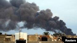 Violence Must End in Libya