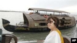 FILE - Taslima Nasreen
