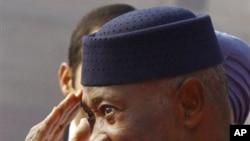 Le président malien Amadou Toumani Touré (archives)