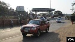 Posto fronteiriço de Ressano Garcia