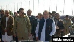 وزیراعظم، فوج کے سربراہ اور وزیراعلیٰ بلوچستان (فائل فوٹو)