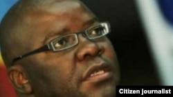 MDC-T Secretary General Tendai Biti