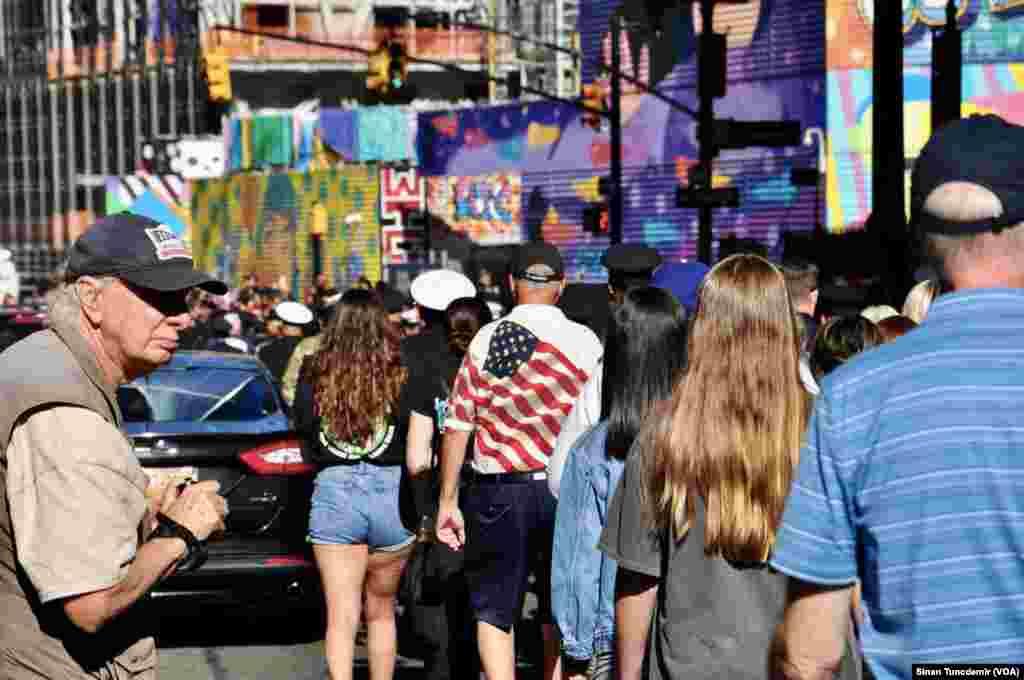 Wêneyên Merasîma Salvegera 20'an Ya Êrîşên 11'ê Îlonê li New York