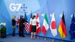 ေရြးေကာက္ခံအစိုးရထံ အာဏာျပန္အပ္ဖို႔ G-7 ေတာင္းဆို