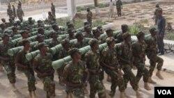 소말리아 정부군 (자료사진)