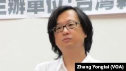 台湾作家 张铁志