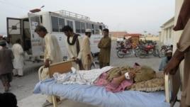 Një tërmet tjetër i fuqishëm në Pakistan