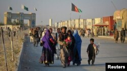 پاکستان د روانې عیسوي میاشتې په اتلسمه په چمن کې د لومړي ځل لپاره د خپل بیرغ د راکښته کولو مراسم ترسره کړل.
