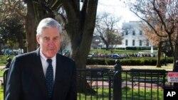 رابرت مولر رئیس پیشین اف بی آی که تحقیقات درباره نقش روسیه در انتخابات آمریکا را بر عهده داشت.