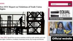 2013 ITUC Report