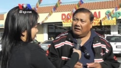 Cambodian Americans in Long Beach Want Economy, Rights Discussed on Obama Visit