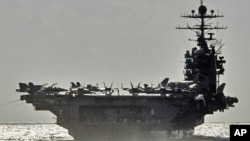 中國新導彈可能為美國航空母艦帶來威脅