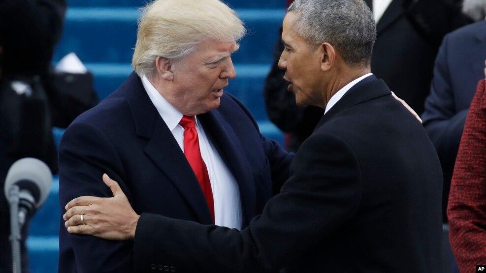 Donald Trump, presidenti i 45-të i SHBA