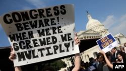 Chính phủ Mỹ tiếp tục đóng cửa